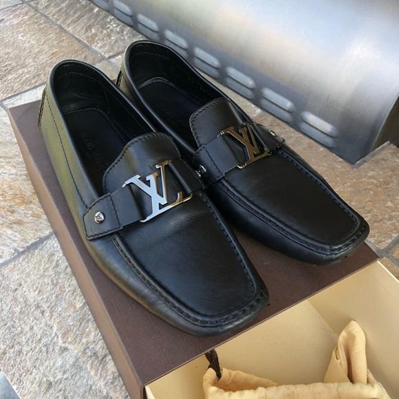 00d963bf14e Louis Vuitton 11 1/2 US Men's Loafers Shoes